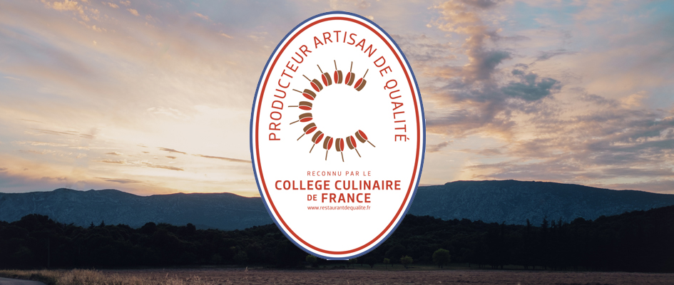 LE BENEFIQUE INTEGRE LE COLLEGE CULINAIRE DE FRANCE
